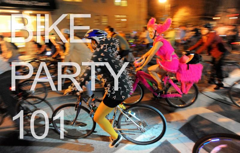 Bike Party - 101
